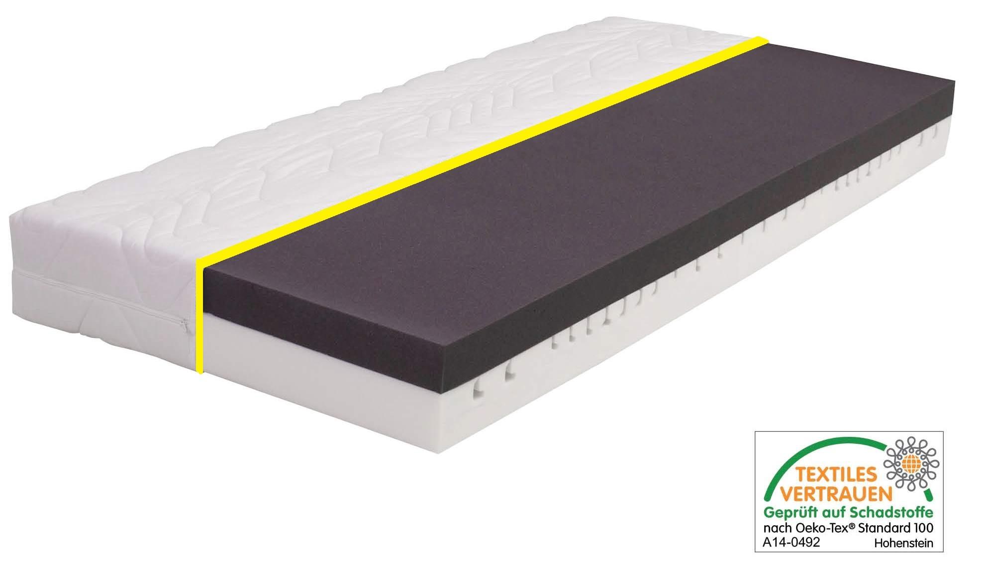 gerollte matratze latest beide kernseiten der matratze sind mit versehen with gerollte matratze. Black Bedroom Furniture Sets. Home Design Ideas